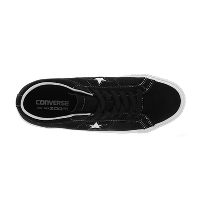 Converse One Star Pro Ox - Black / White