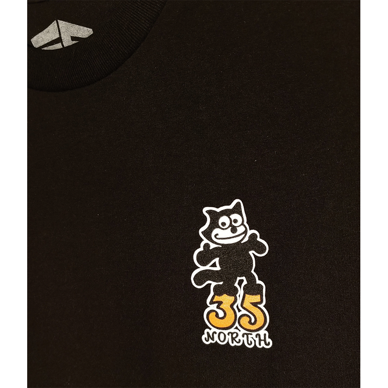 35th North Felix Tshirt - Black
