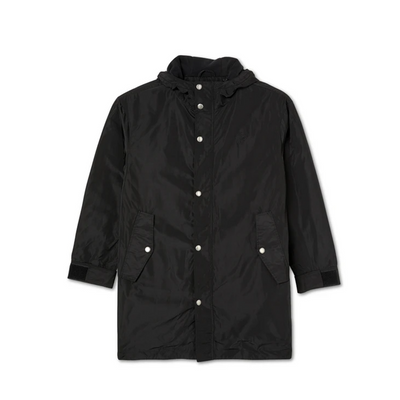 Polar Skate Co. Parka Jacket - Black