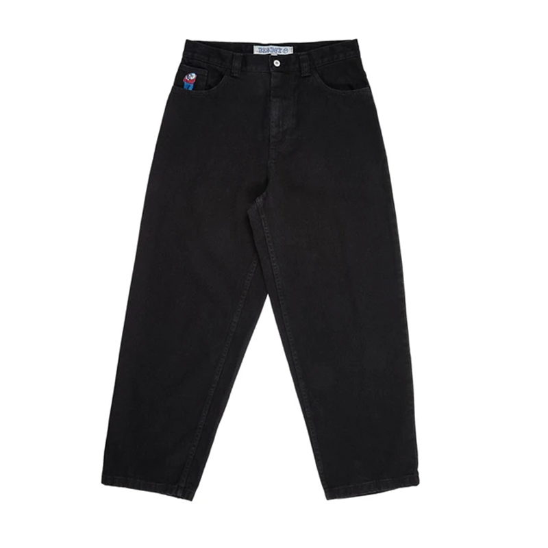 Polar Skate Co. Big Boy Jeans Pitch Black