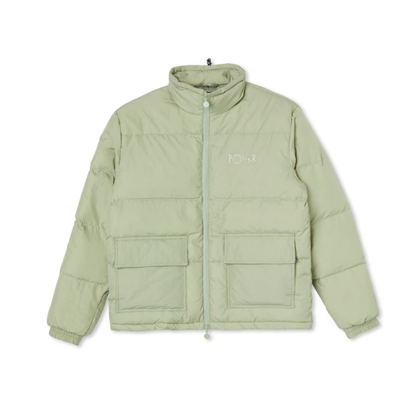 Polar Skate Co. Pocket Puffer - Smoke