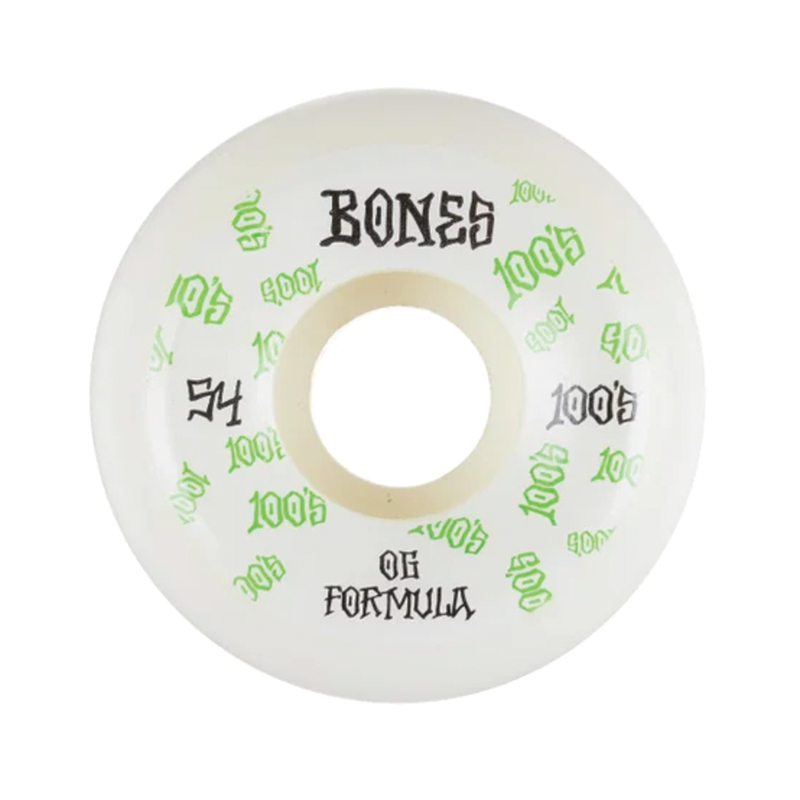 Bones 100s Wheels 100a - assorted sizes