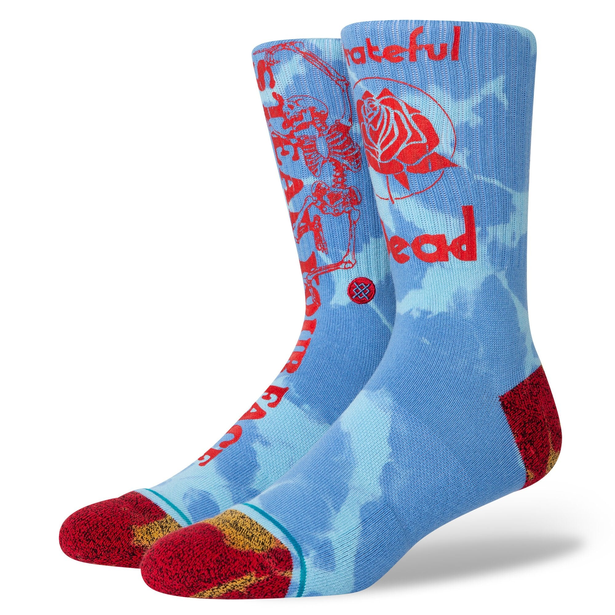 Stance Sunshine Day Dream Socks - Blue