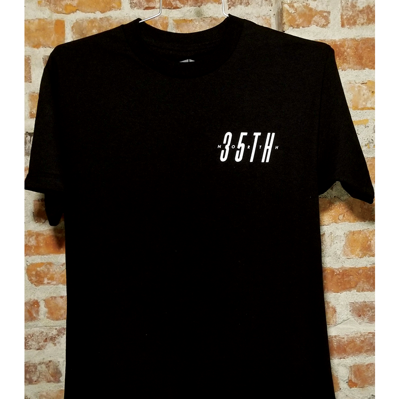 Sam Logo - Tshirt - Black