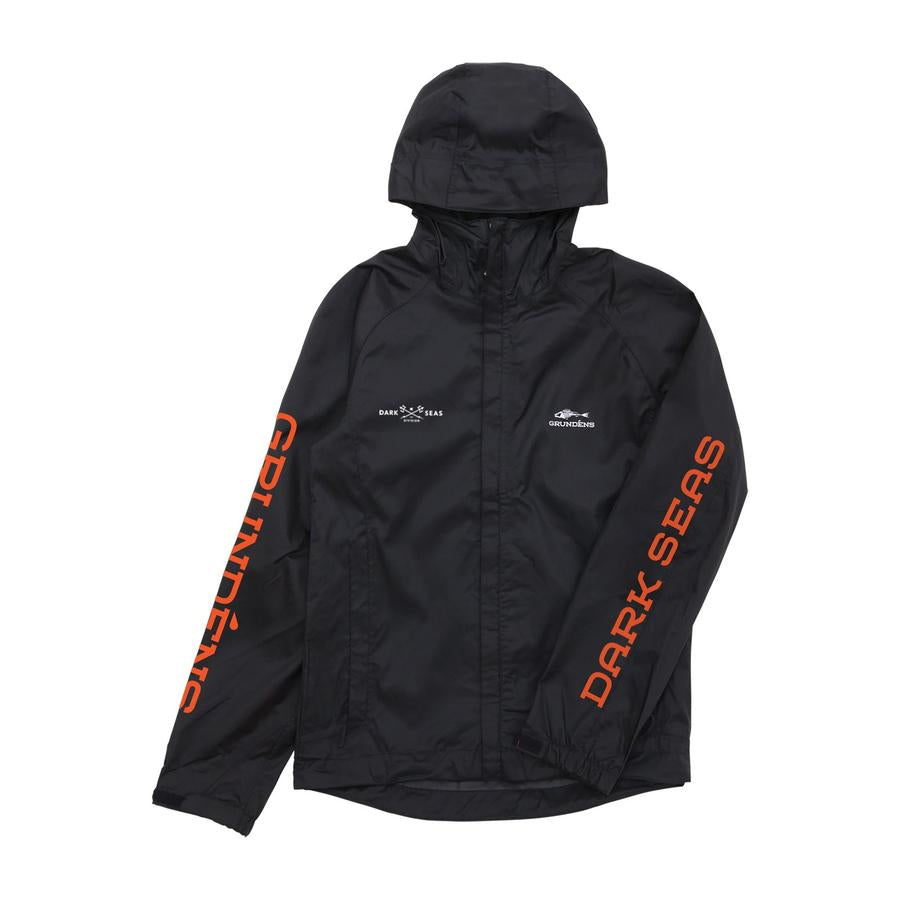 Dark Seas Grundens Weather Watch Jacket - Black