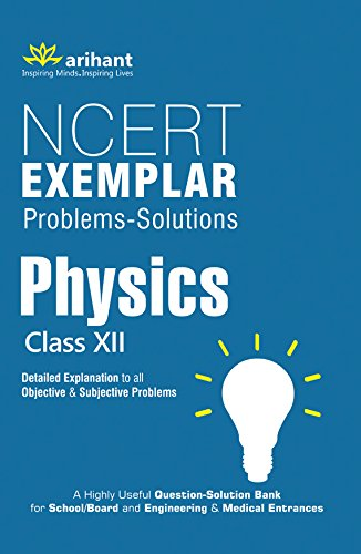 NCERT Exemplar Problems-Solutions PHYSICS class 12th