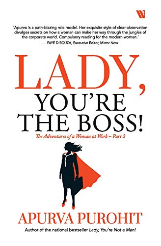 Lady, You're the Boss - k2cart-books