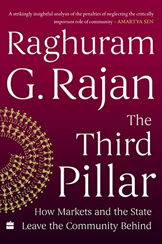 The Third Pillar: How Markets and the State Leave the Community Behind - k2cart-books
