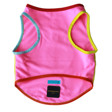 Load image into Gallery viewer, Duo Reversible cooling vest - Yellow & Pink