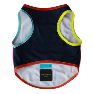 Duo Reversible cooling vest - Pink & White
