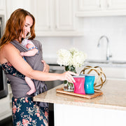 The Bundled 4-Pack Reusable Breastmilk Storage Bags-The Isla