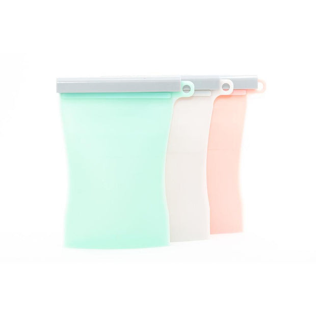 The Bundled 2-pack Breastmilk Storage Bags-The Dallas