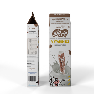 Smart D3 Milk Flavoring Straw | 10 straws