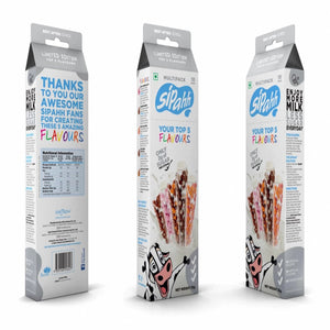 Smart Probiotic Milk Flavoring Straw | 10 straws