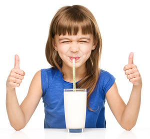 Smart Milk Flavoring Straw | 40 Straws   in Stock