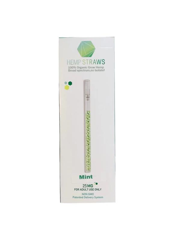 Smart Hemp Straw | 10 straws