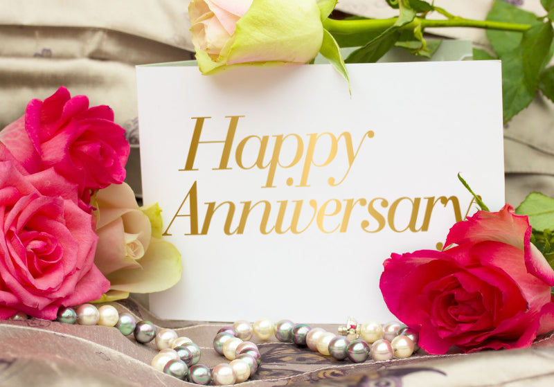 Wedding Anniversary Milestones C W Sellors Fine Jewellery