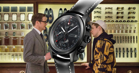 Bremont in the Movies