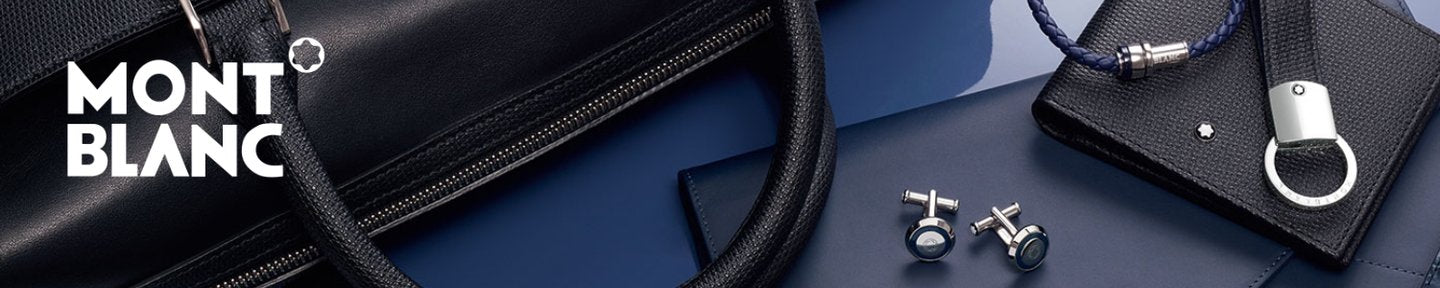 Montblanc Wallets banner