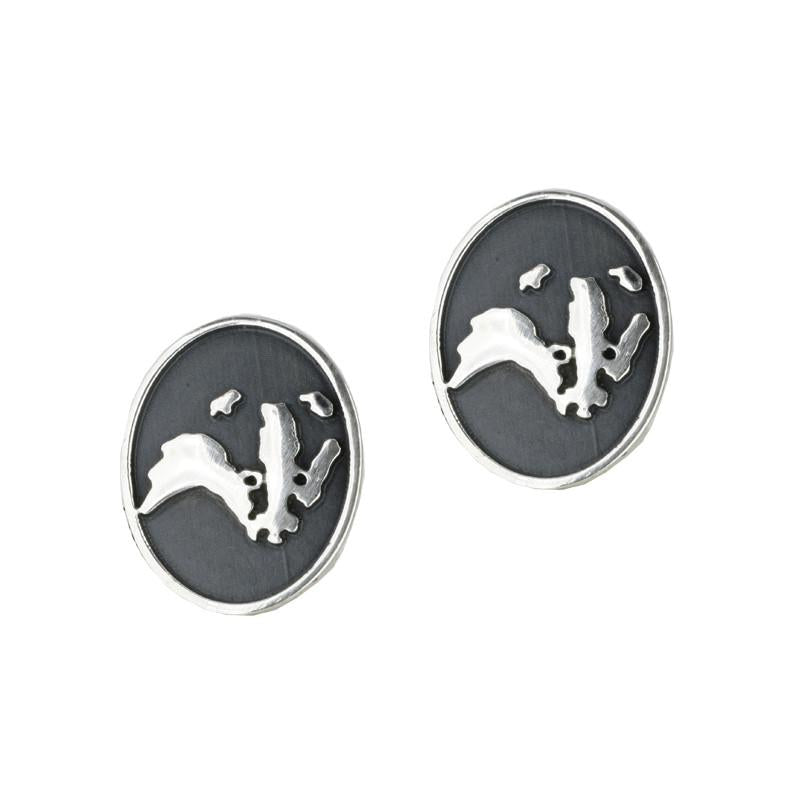 Wild Life Trust Collection Badger Cufflinks