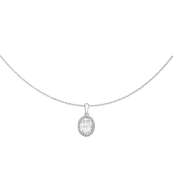 Tresor Paris Necklace Regalien Blanc 020511