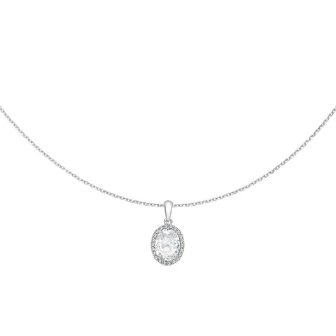 Tresor Paris Necklace Regalien Blanc S