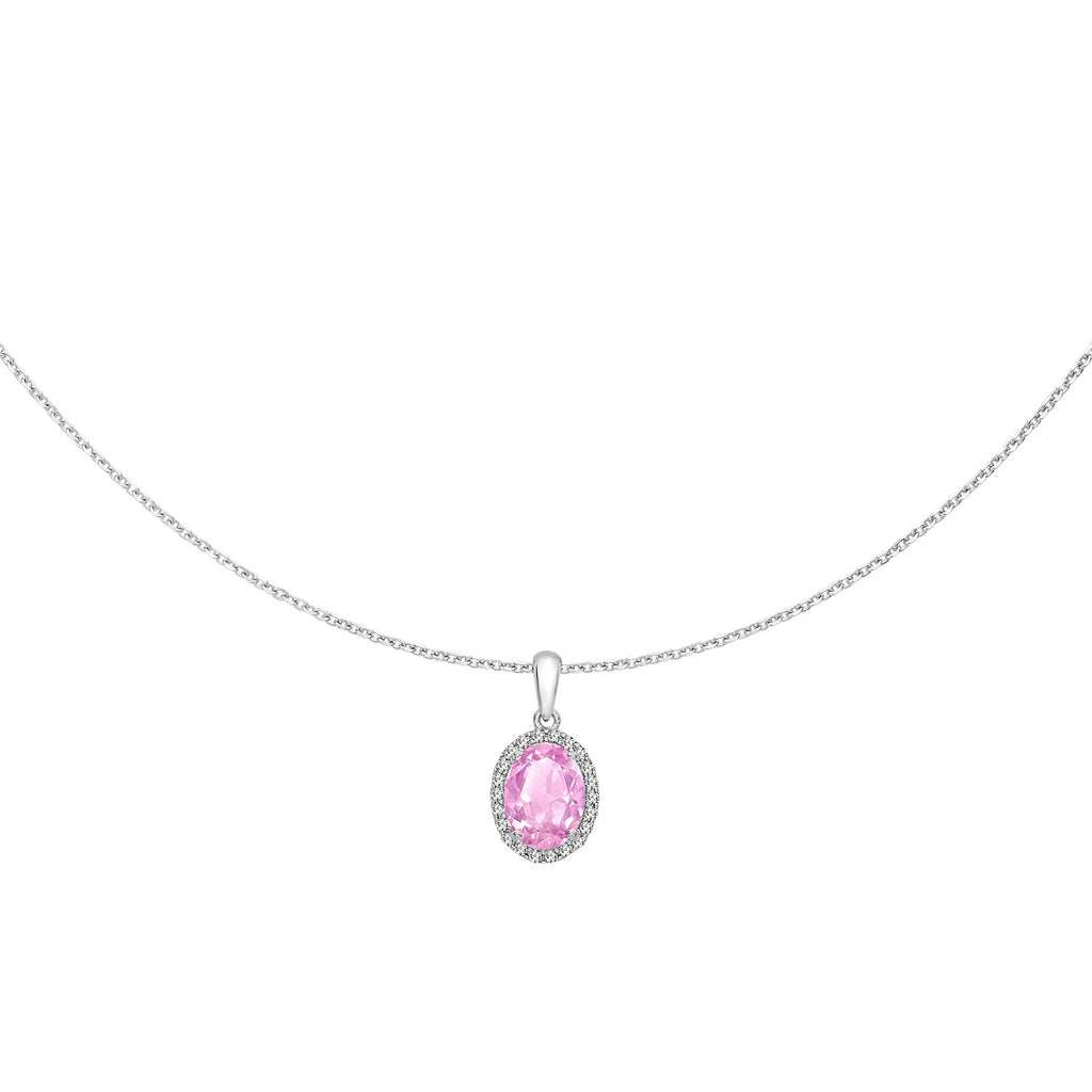 Tresor Paris Necklace Regalien Rose S
