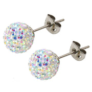 Tresor Paris Earrings Orbite Blancs