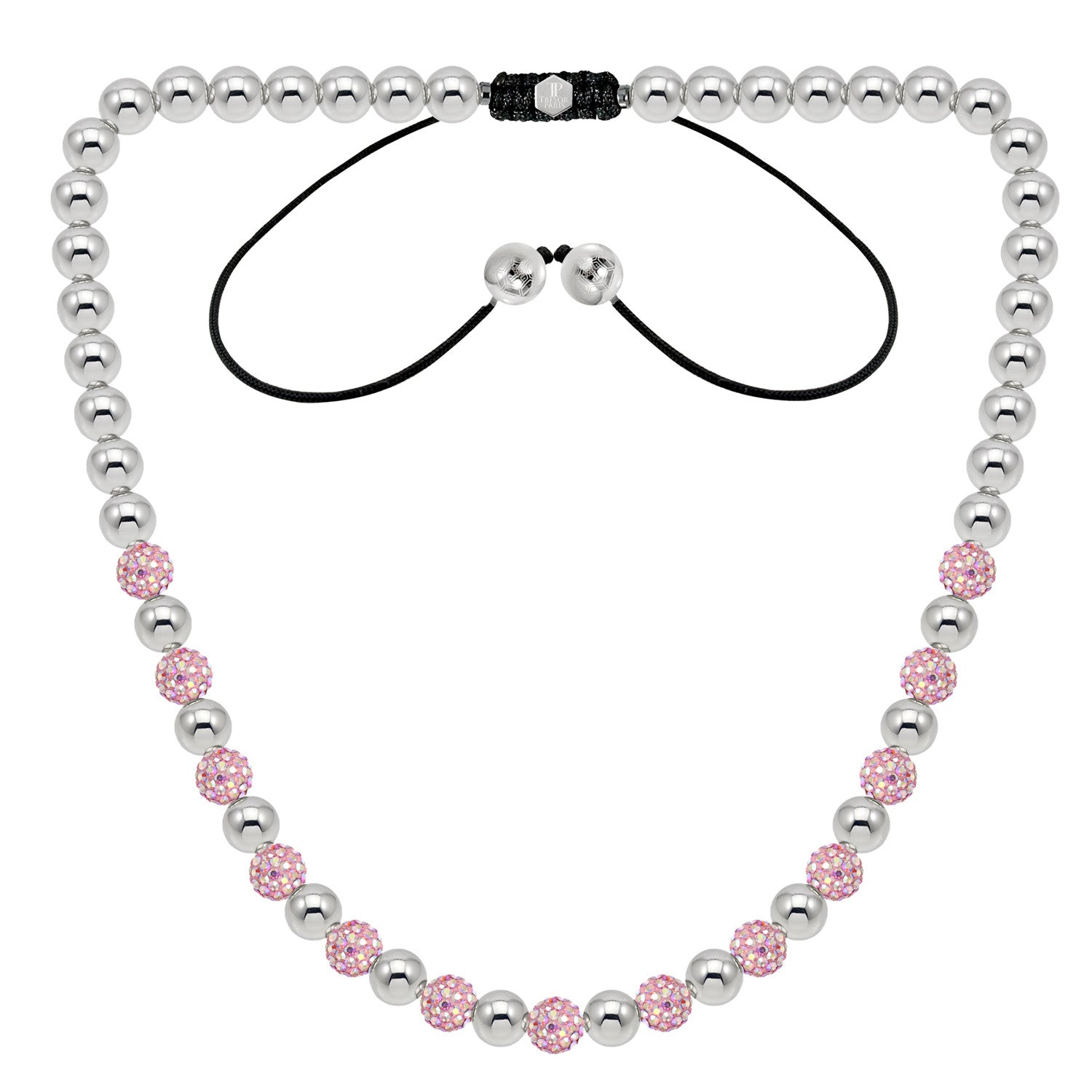 Tresor Paris Necklace Aurore Rose S