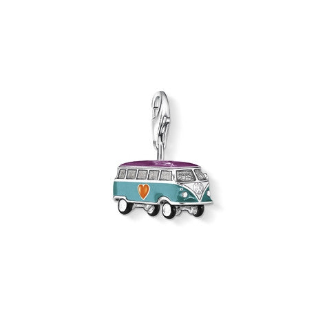 Thomas Sabo Charm  Sterling Silver Club VW Bus