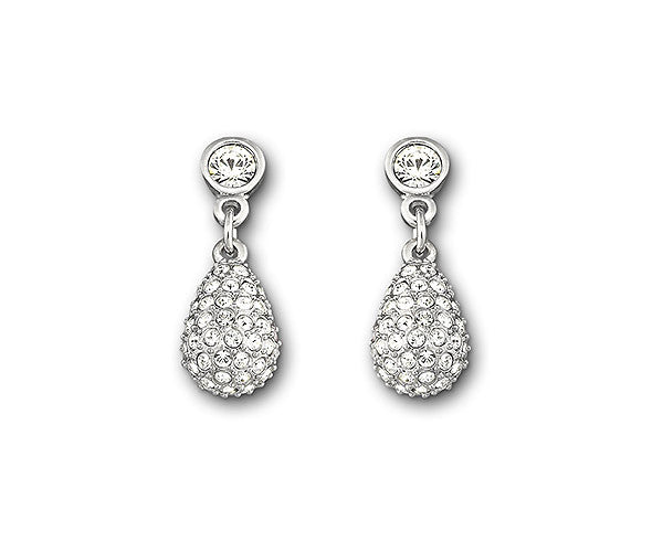 Swarovski Earrings Pave Heloise