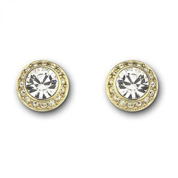 Swarovski Earrings Angelic Round Stud