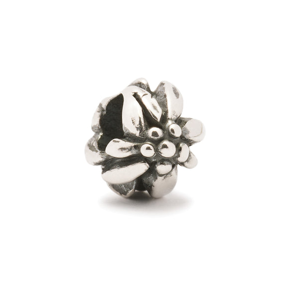 Trollbeads Bead Mountain Flower