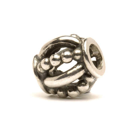 Trollbeads Bead Royal Pattern