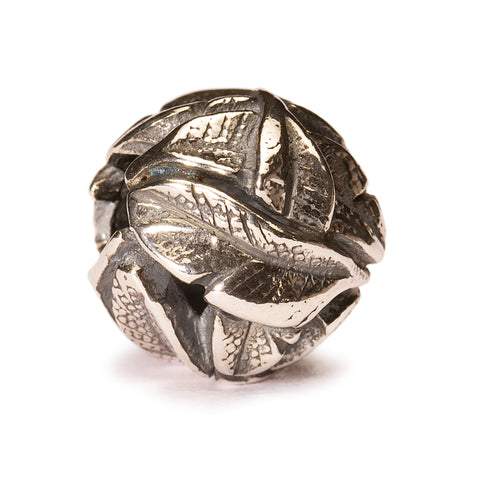 Trollbeads Bead Silver Angels Feathers