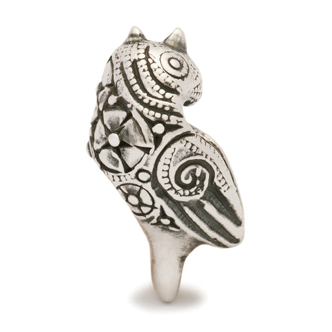 Trollbeads Bead Silver Decorative Bird