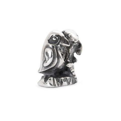 Trollbeads Bead Cape Town Trinity Silver