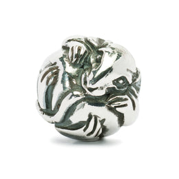 Trollbeads Bead Silver Chinese Rat