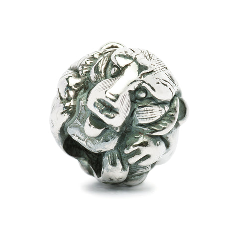 Trollbeads Bead Silver Chinese Tiger