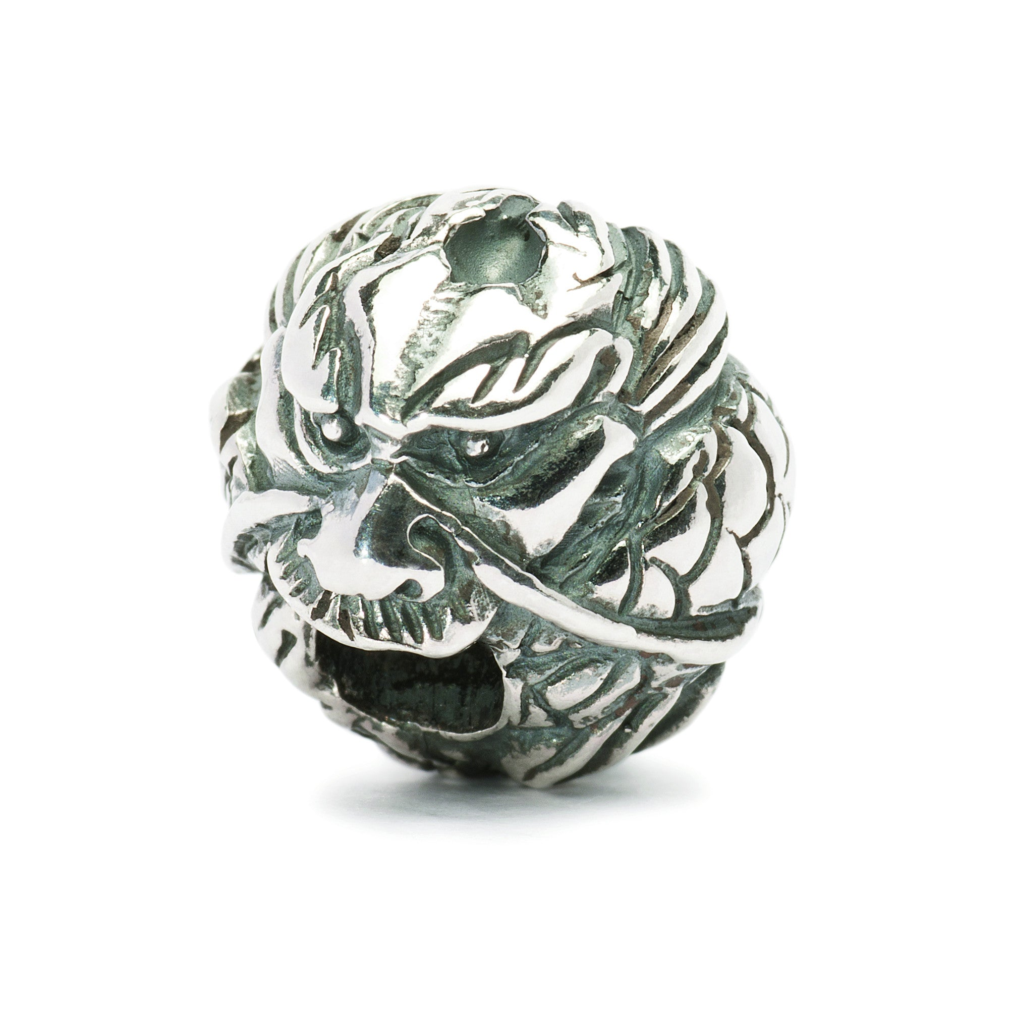 Trollbeads Bead Silver Chinese Dragon