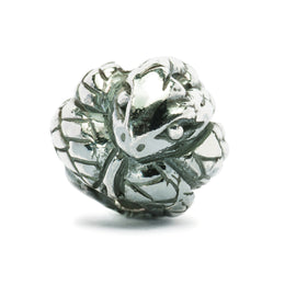 Trollbeads Bead Silver Chinese Snake
