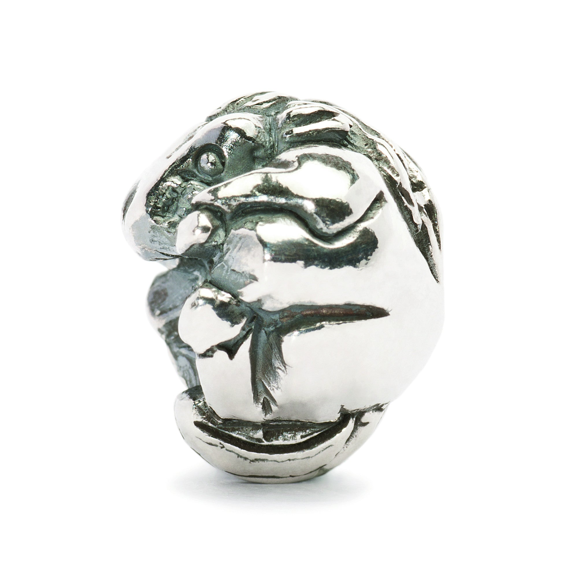 Trollbeads Bead Silver Chinese Horse