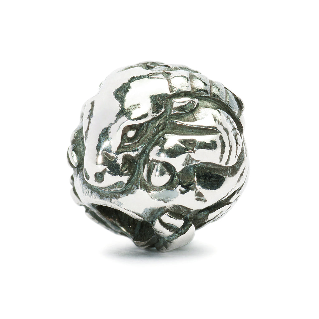 Trollbeads Bead Silver Chinese Goat