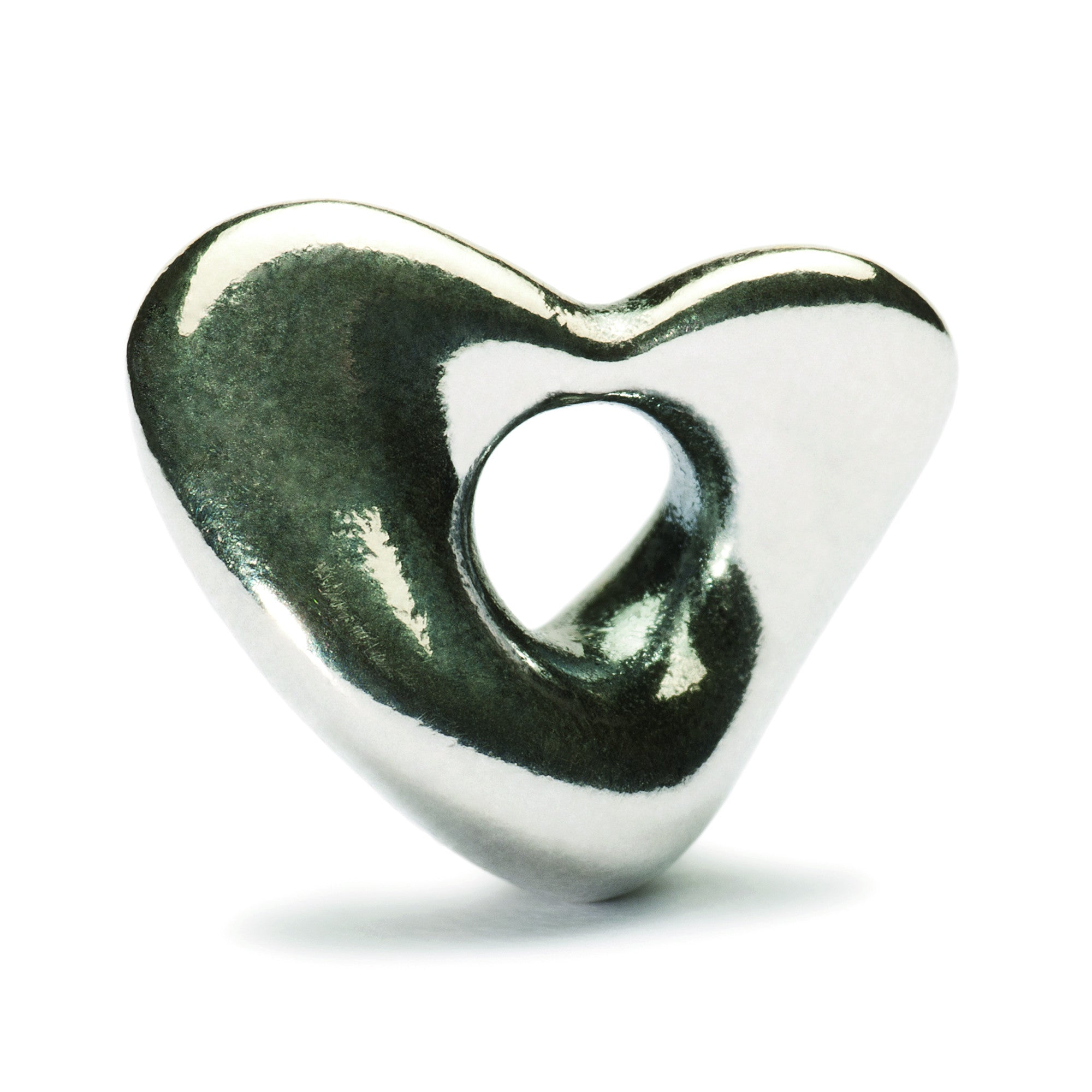 Trollbeads Bead Soft Heart