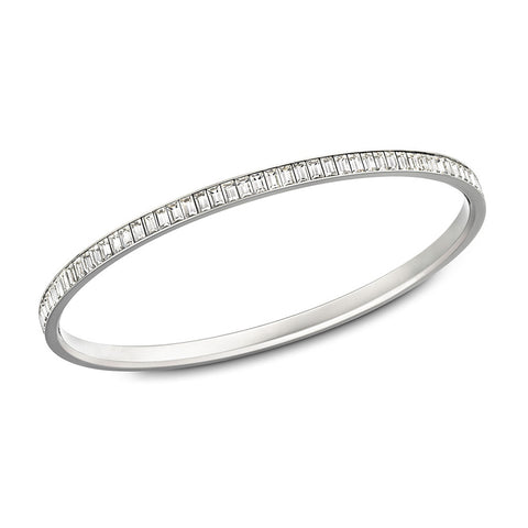 Swarovski Bangle Crystal Shades Baguette Cut Crystals