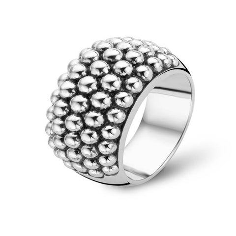 Ti Sento Ring Silver Bobble