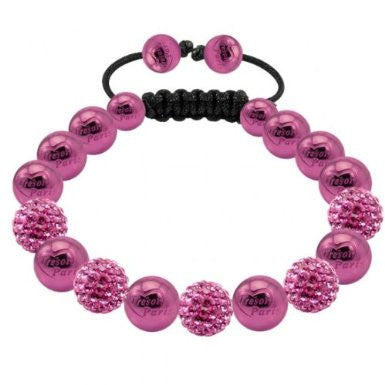 Tresor Paris Bracelet 8mm Pink S