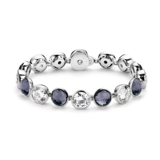 Ti Sento Bracelet Silver And Round Cubic Zirconia 2660GM