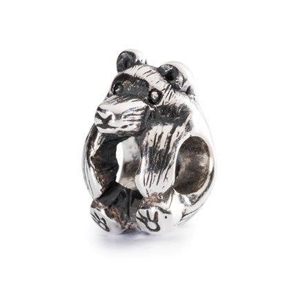 Trollbeads Bead Little Bear Silver