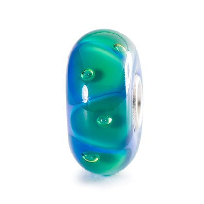 Trollbeads Bead Mist Bubble Glass